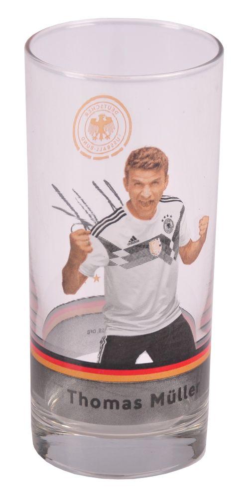 Original DFB Sammelglas 2018 Fußball Deutschland Trinkglas Bierglas Saftglas – Bild 8