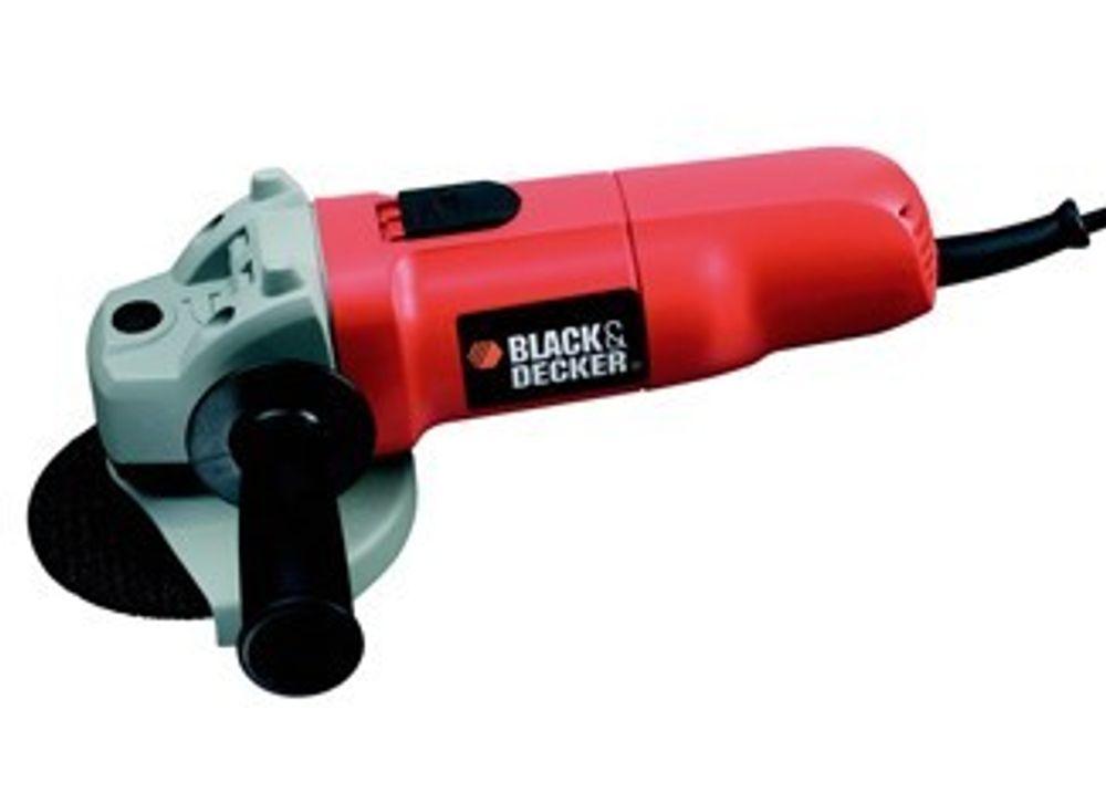 Black & Decker B+D 700-Watt-Winkelschleifer CD115 Winkelschlei Fer 115mm