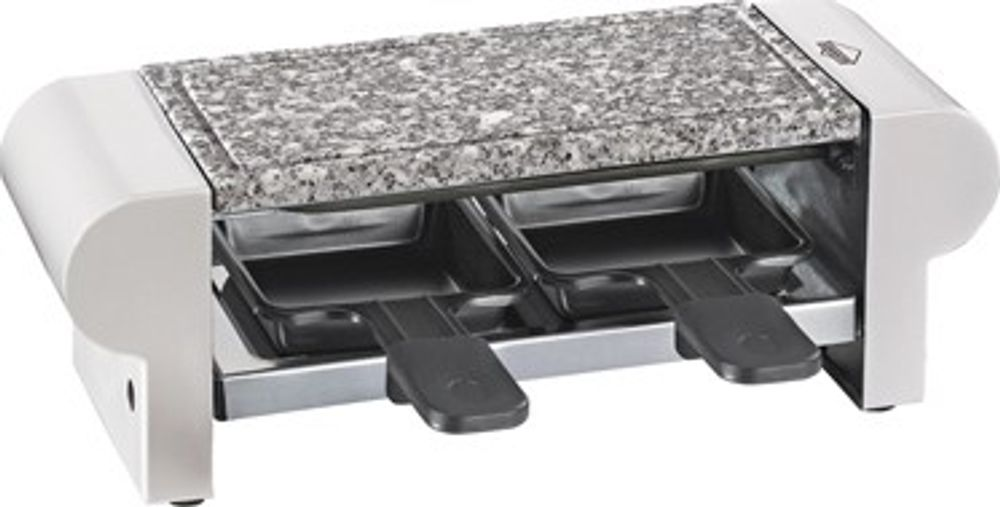 """KÜPRO Raclette """"Hot Stone Duo"""" 17.8000.22.00 Duo-ws"""