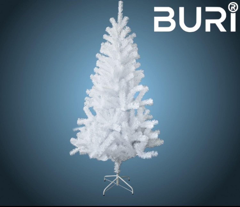 Künstlicher Weihnachtsbaum Weiß Mit Beleuchtung.Künstlicher Weihnachtsbaum Weiß Blau Rot Pink 120 210cm