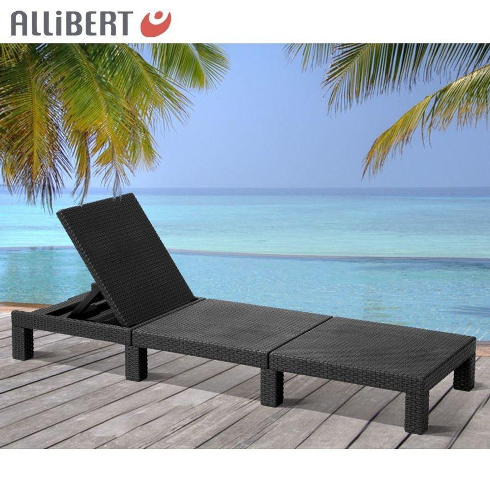 rattan sonnenliege gartenliege polyrattan rattanm bel terrassen liege balkon neu garten m bel liegen. Black Bedroom Furniture Sets. Home Design Ideas
