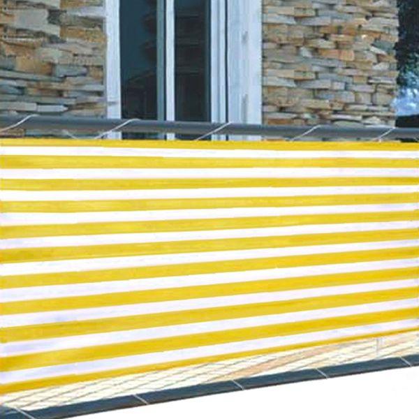 Balkonsichtschutz 5m Windschutz Balkonverkleidung