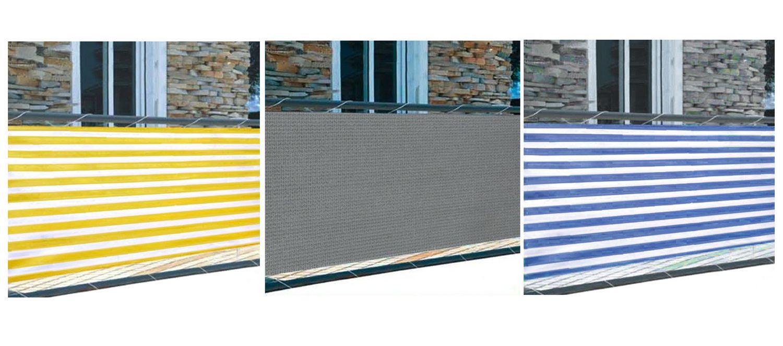 balkonsichtschutz 5m windschutz balkonverkleidung sichtschutzmatte sichtschutz