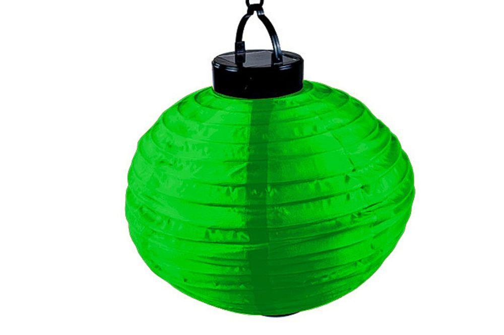 Solarlampion Kunststoff verschiedene Farben – Bild 3