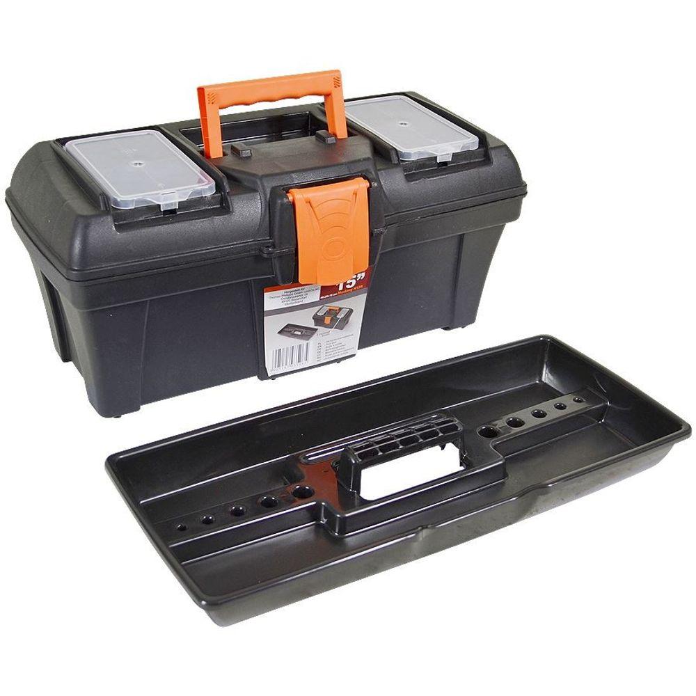 Werkzeugkasten Werkzeugkiste Werkzeugbox Werkzeugkoffer Kleinteilebox Werkzeug – Bild 1