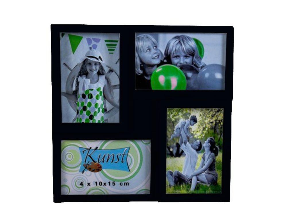 Fotorahmen 30 x 30 cm für 4 Bilder – Bild 3