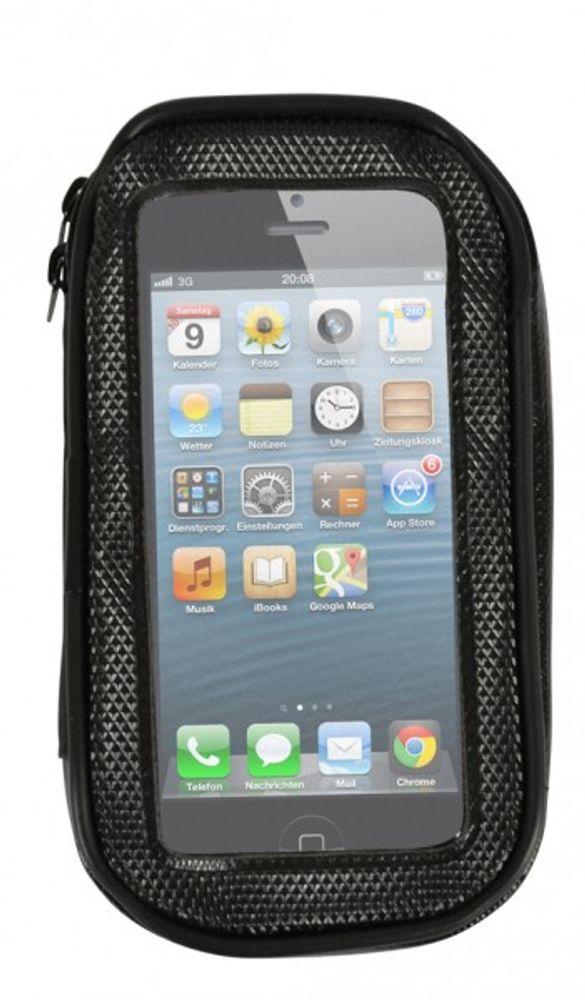 Fahrrad-Smartphone-Tasche Handy-Tasche Lenkertasche Schutzhülle wasserdicht Navi – Bild 1
