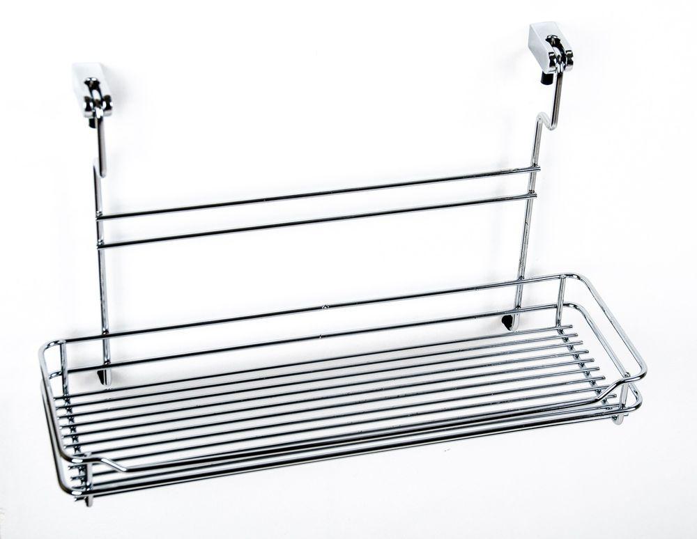Wesco Relingsystem Halter-Set Küchenreling Ablage – Bild 1