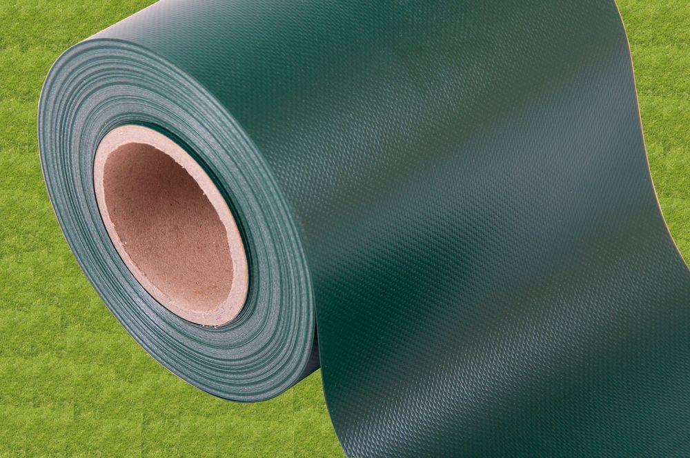 28m² PVC Sichtschutz grün – Bild 6