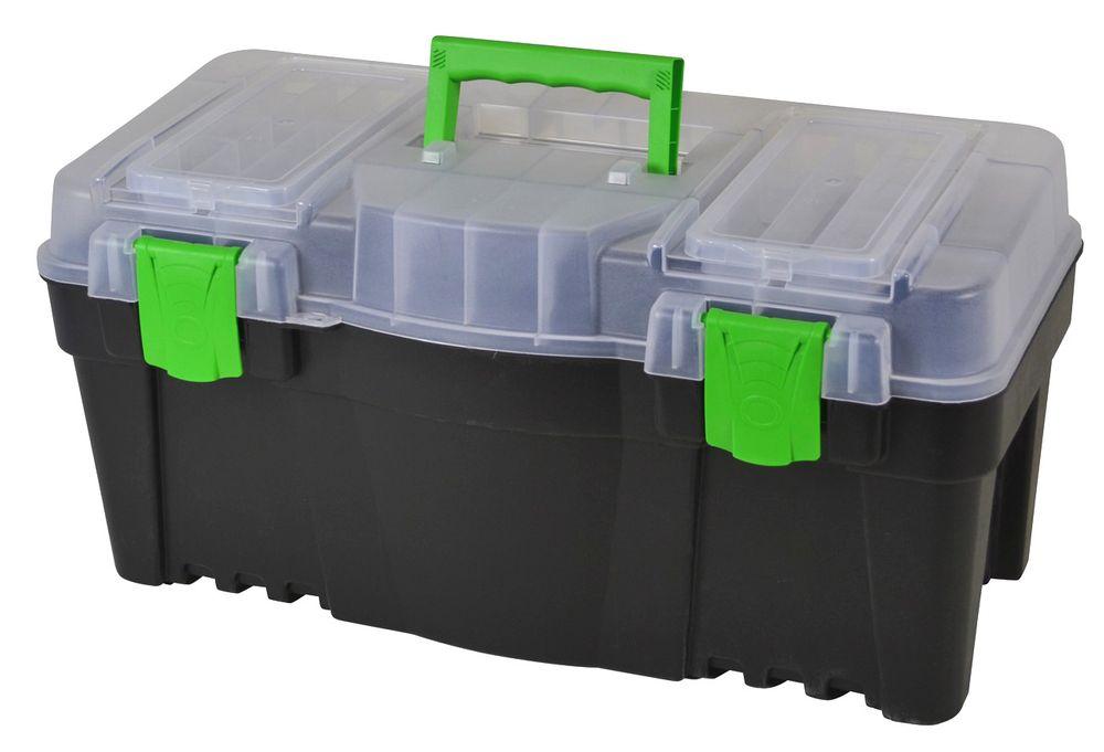 Werkzeugkasten 55 cm Werkzeug Koffer Werkzeugkiste Werkzeugbox Universalbox – Bild 1