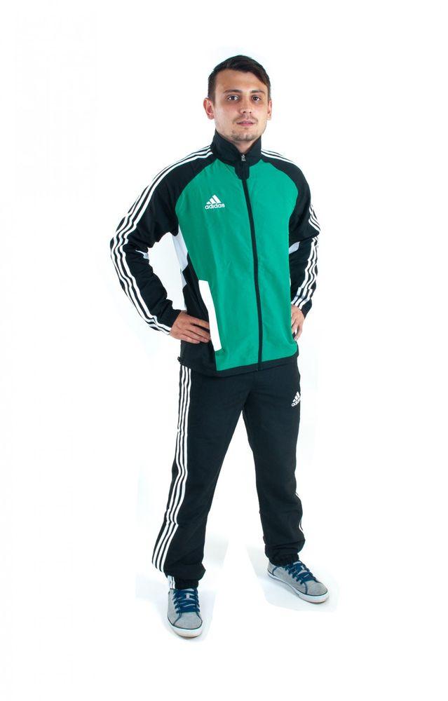 Adidas Herren Präsentationsanzug Tiro 11 Pre Suit – Bild 4