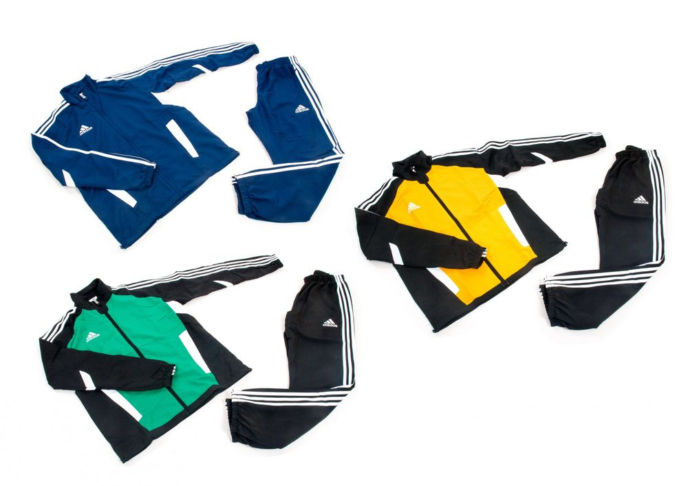 Adidas Herren Präsentationsanzug Tiro 11 Pre Suit – Bild 1