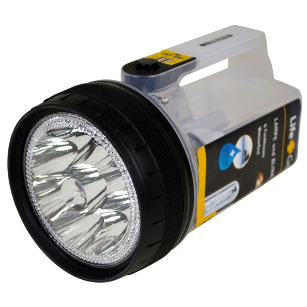 LED Arbeitslampe Handlampe Werkstattlampe Notfallleuchte Campinglampe wasserfest – Bild 1