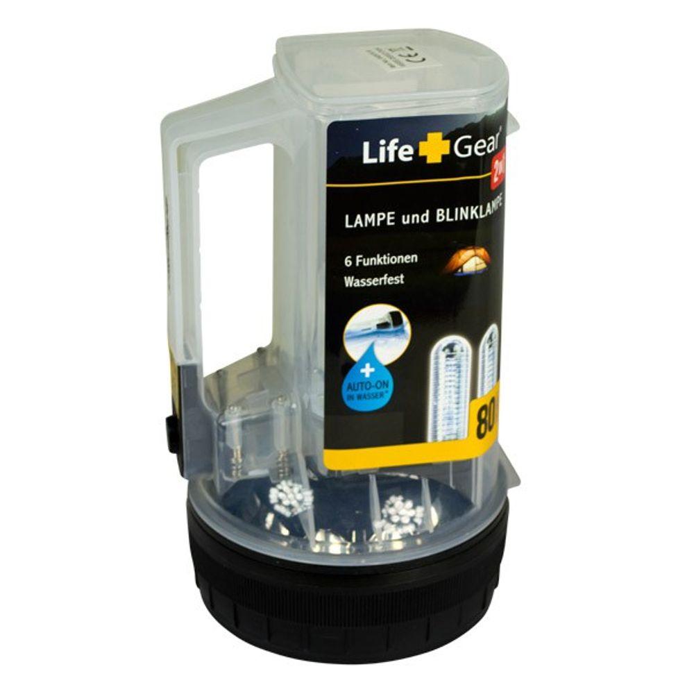 LED Arbeitslampe Handlampe Werkstattlampe Notfallleuchte Campinglampe wasserfest – Bild 2