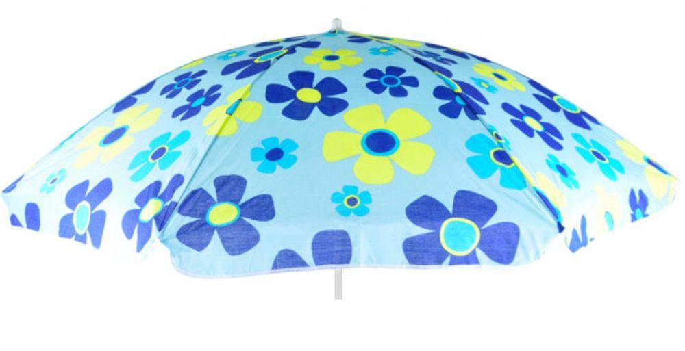 Baumwoll-Sonnenschirm 170 cm diverse Farben – Bild 3