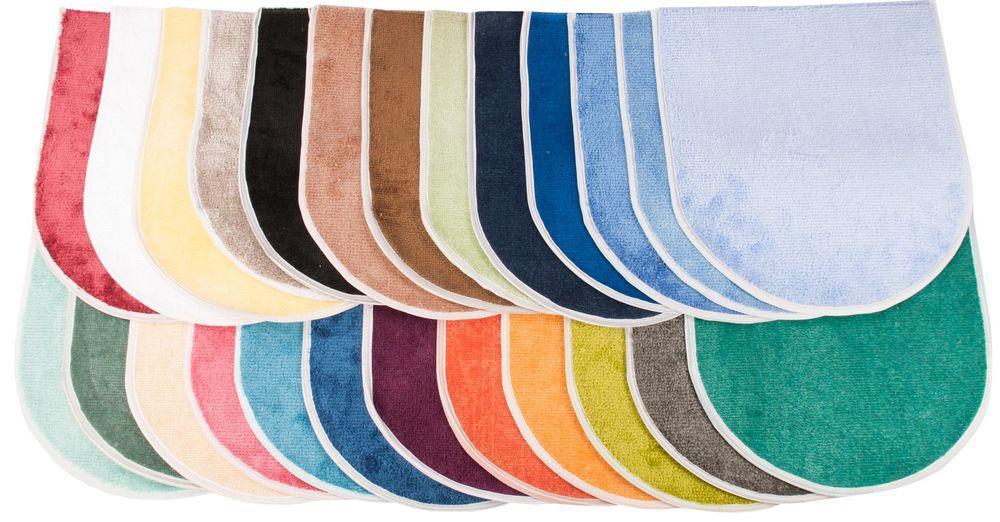 2x Toilettendeckelbezug div. Farben Toilettengarnitur – Bild 1