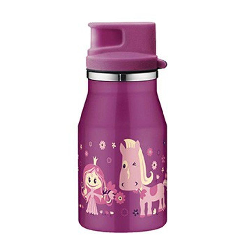alfi elementBottle Trinkflasche Edelstahl Kindertrinkflasche – Bild 15