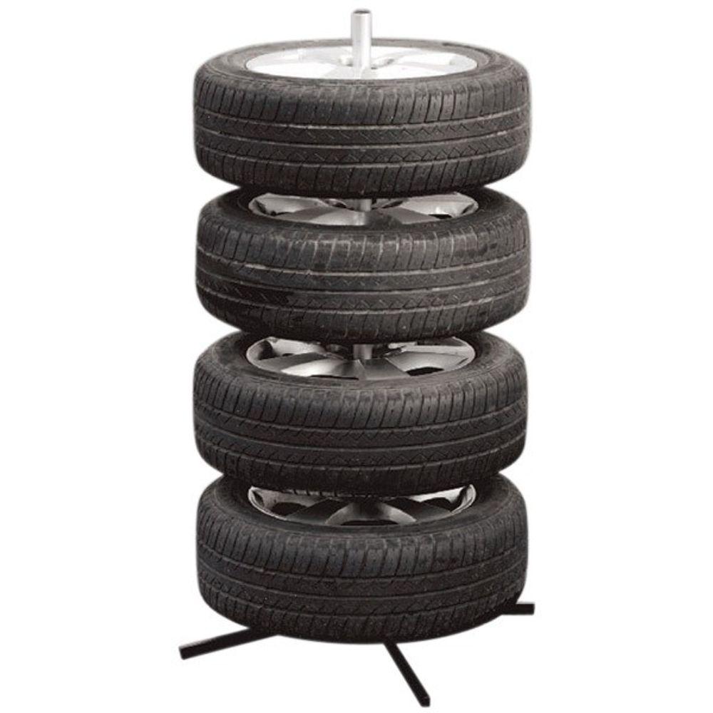 Felgenbaum für 4 Reifen Reifenbaum Reifenständer Reifenhalter Ständer Halter – Bild 1