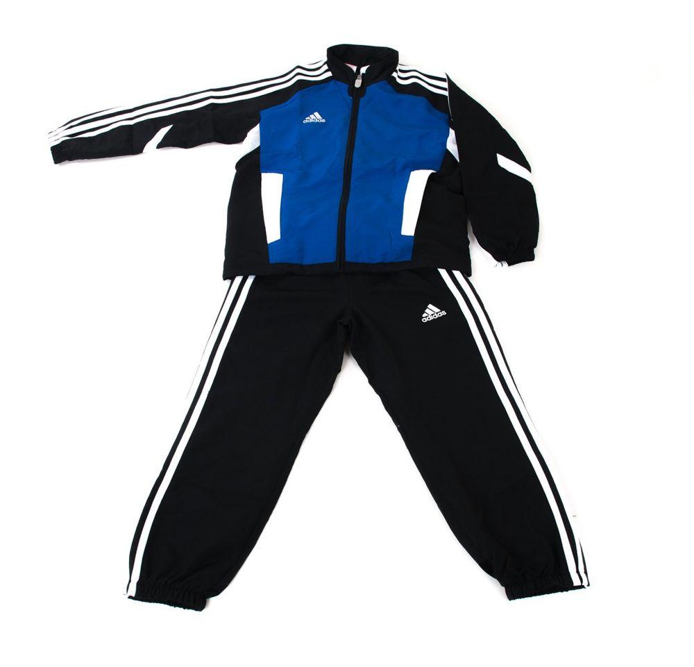 Adidas Jugend Präsentationsanzug Tiro 11 Pre Suit blau Gr.128