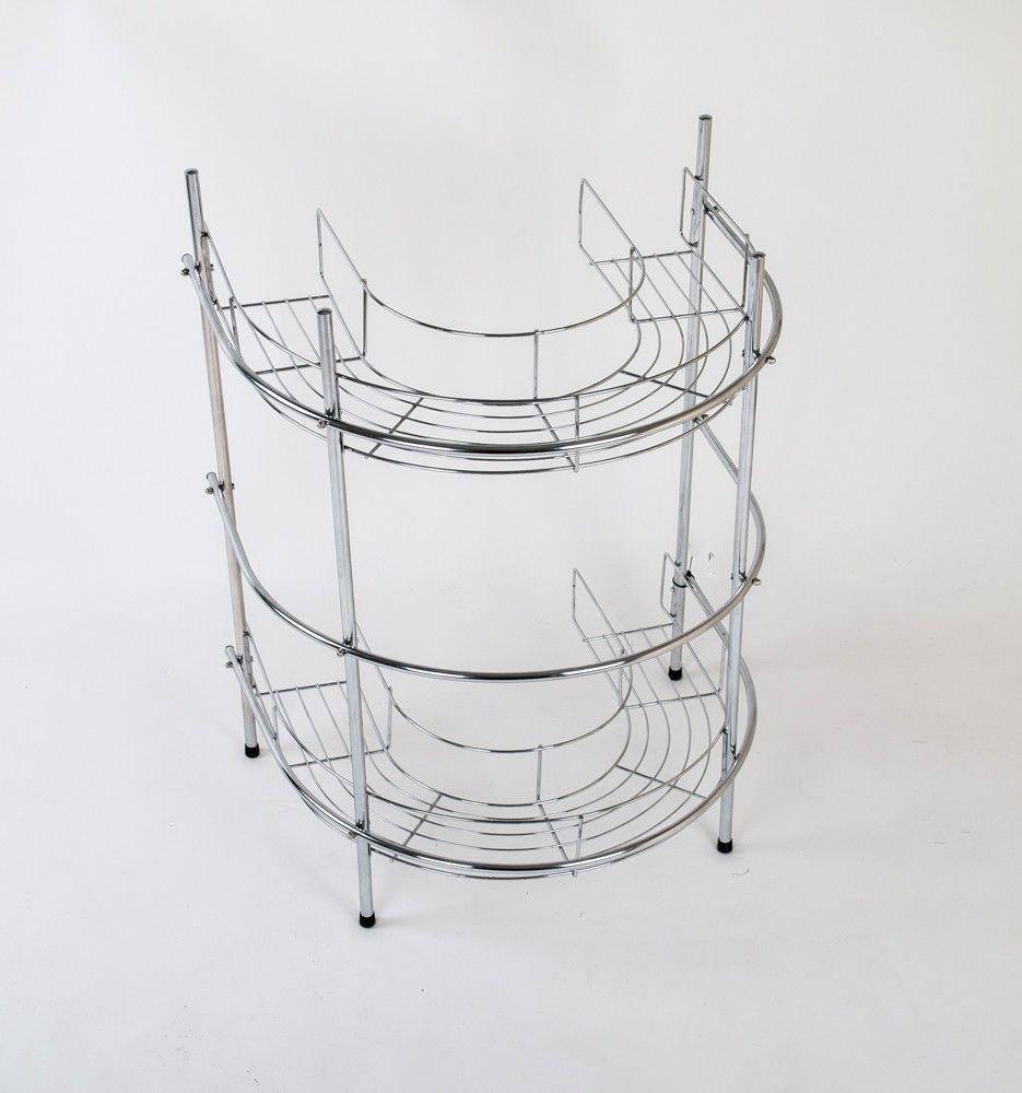 TLW direkt Waschtisch-Regal Badregal – Bild 2
