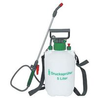 Drucksprüher 5 Liter Gartenspritze Pflanzensprüher Bewässerung Unkrautspritze 001