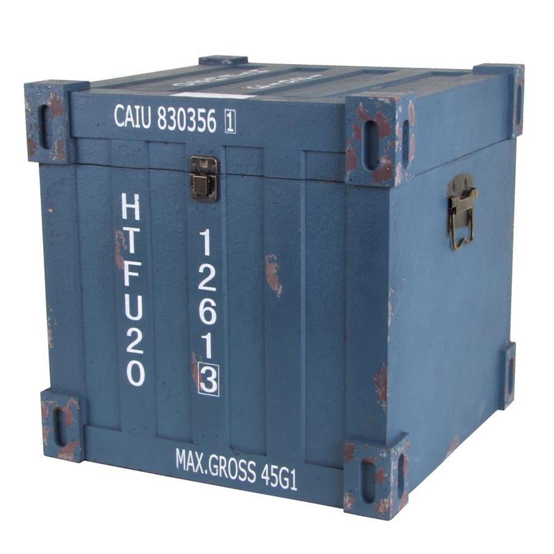 Truhen Set 3tlg Container Design Aufbewahrungskiste Holzkisten