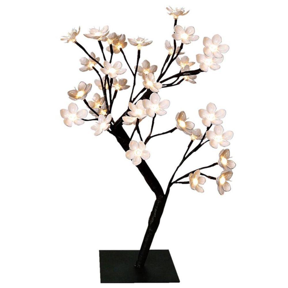 LED Lichterbaum 55cm Weihnachtsbaum Dekobaum Leuchtbaum Tannenbaum Fensterdeko – Bild 3
