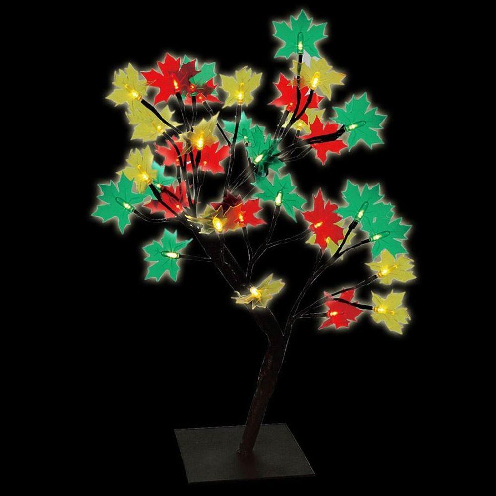 LED Lichterbaum 55cm Weihnachtsbaum Dekobaum Leuchtbaum Tannenbaum Fensterdeko – Bild 9