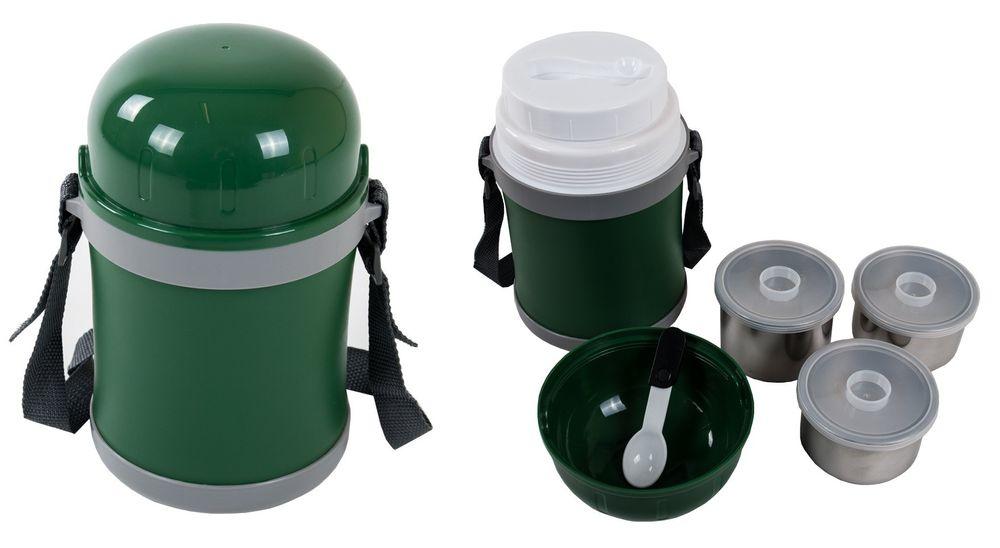 Thermobehälter 1,7L Speisenwärmer Lunchbox Edelstahl Essen Box Outdoor Camping – Bild 1