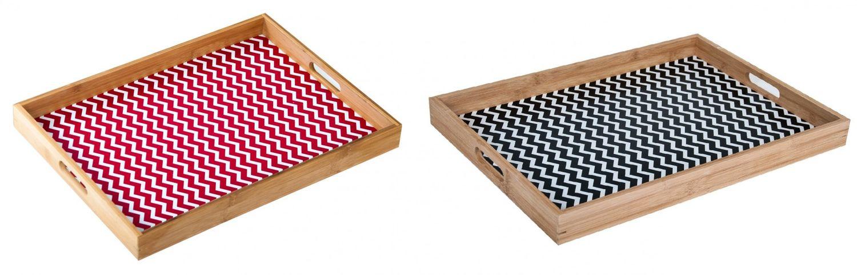 Tablett Aus Bambus Kuchentablett Holztablett Tischdekoration