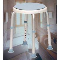 Duschhocker Duschsitz Badhocker Duschstuhl Badesitz Waschhilfe höhenverstellbar 001