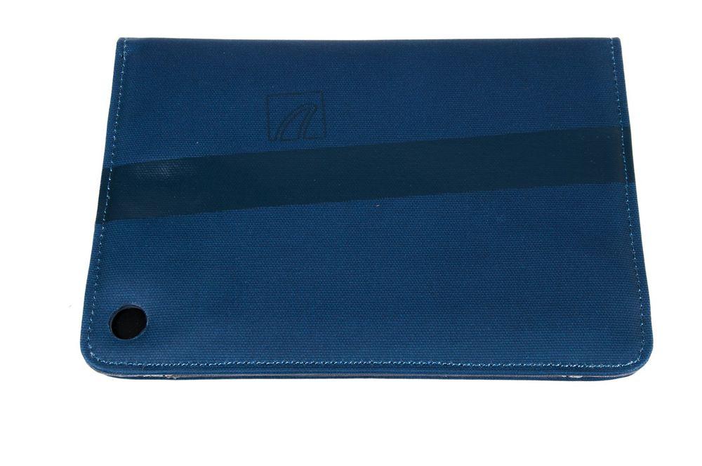 Tucano iPad mini Hülle Edles Case Tasche Cover Schutz Smart Etui Apple mit Tuch – Bild 5