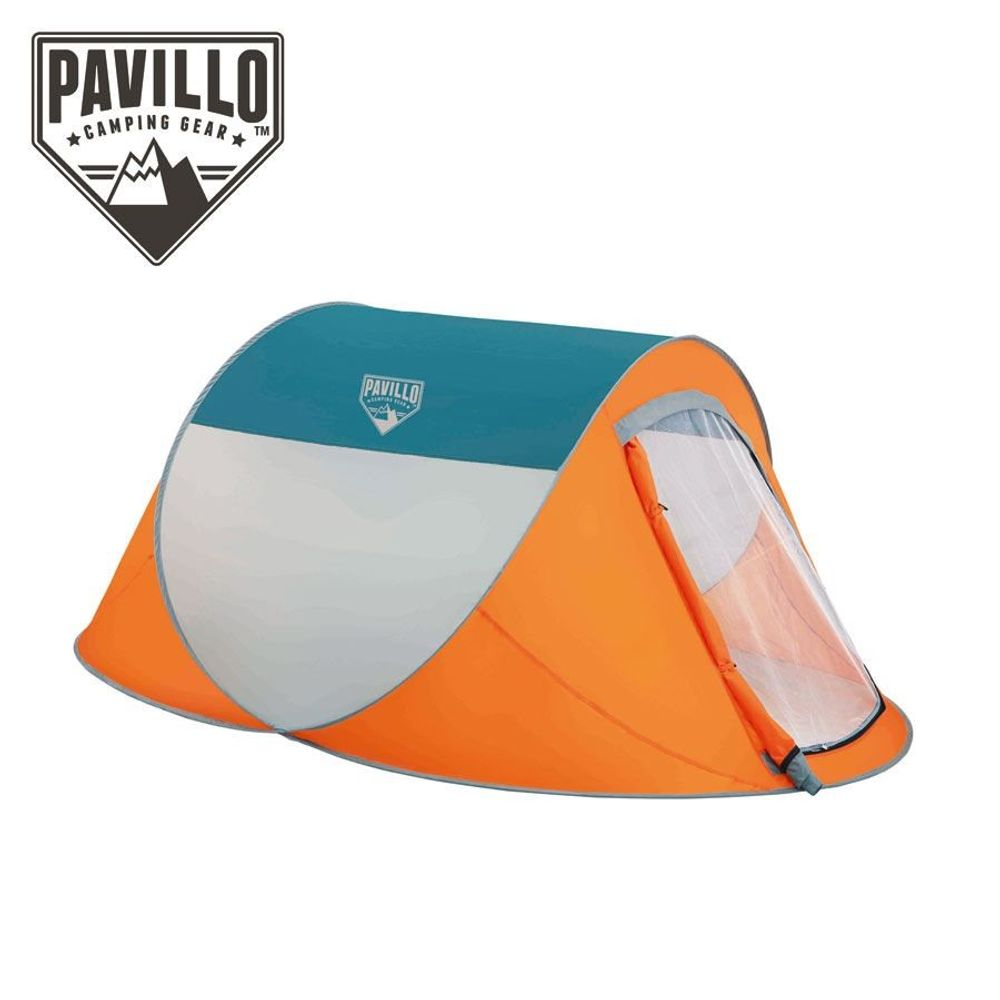 Bestway Pavillo Pop Up Zelt Nucamp X2 Campingzelt 2 Personen Wurfzelt Igluzelt – Bild 1