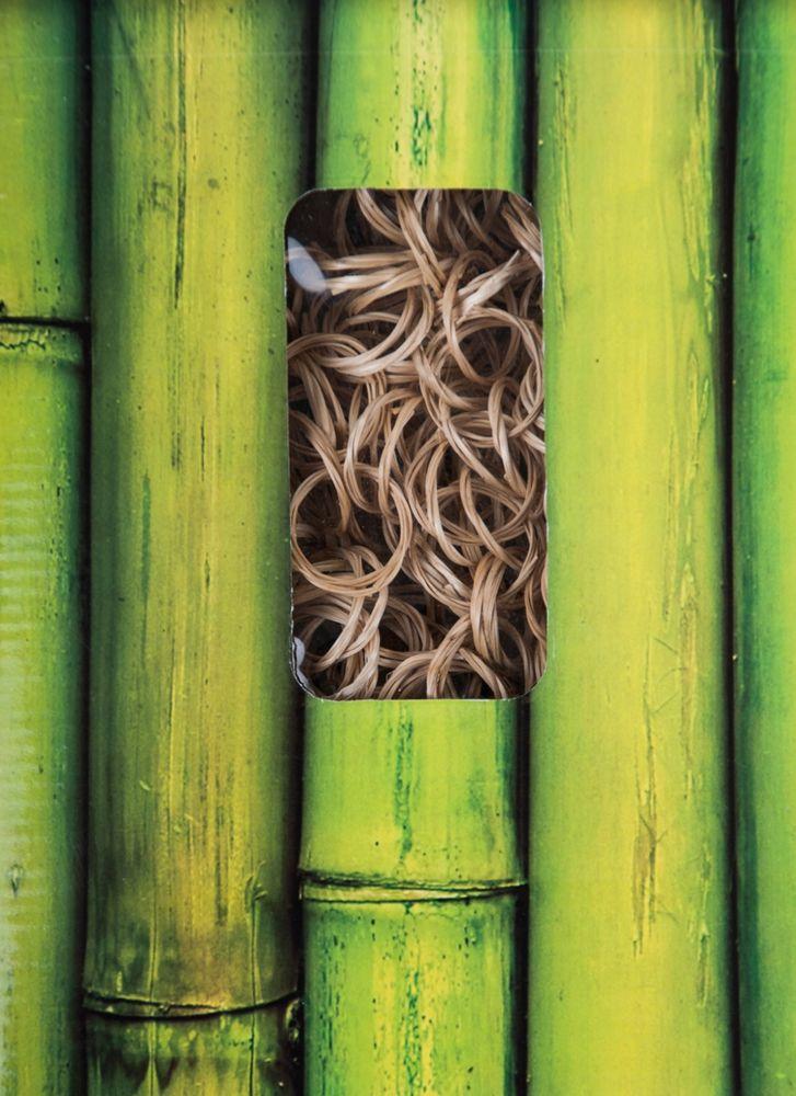 Türvorhang aus Bambus Insektenschutz Fliegenschutz Bambusvorhang Raumteiler Deko – Bild 2