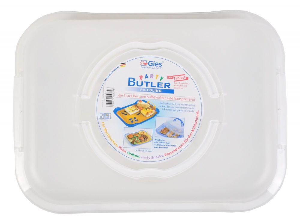 Kühlschrankbox : Gies party butler piccolino transportbox kühlschrankbox