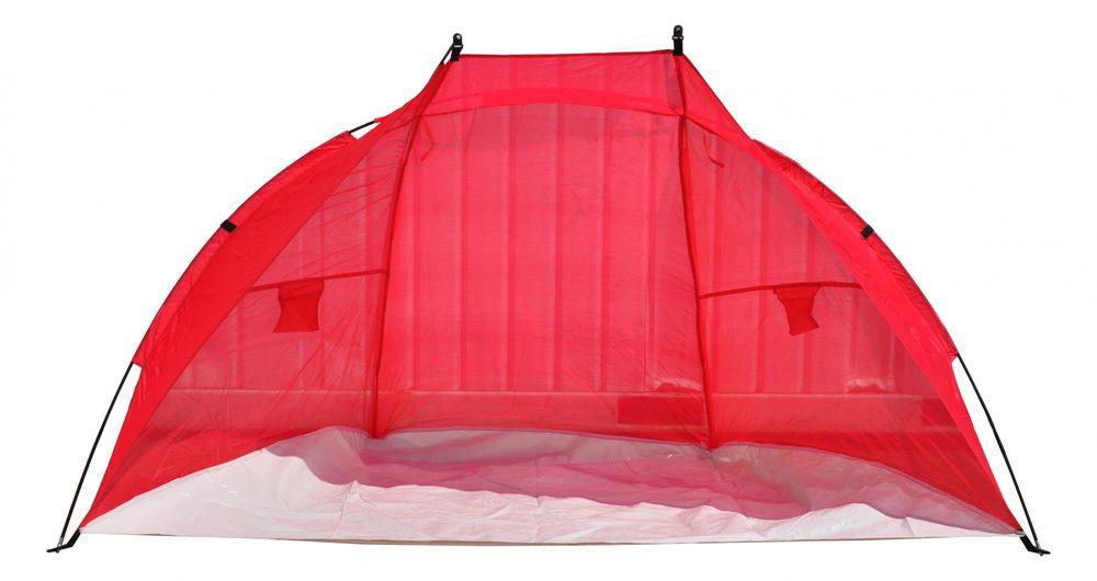 Strandmuschel Strandzelt Strand Sonnenschutz Windschutz Sichtschutz Beach Tent  – Bild 2