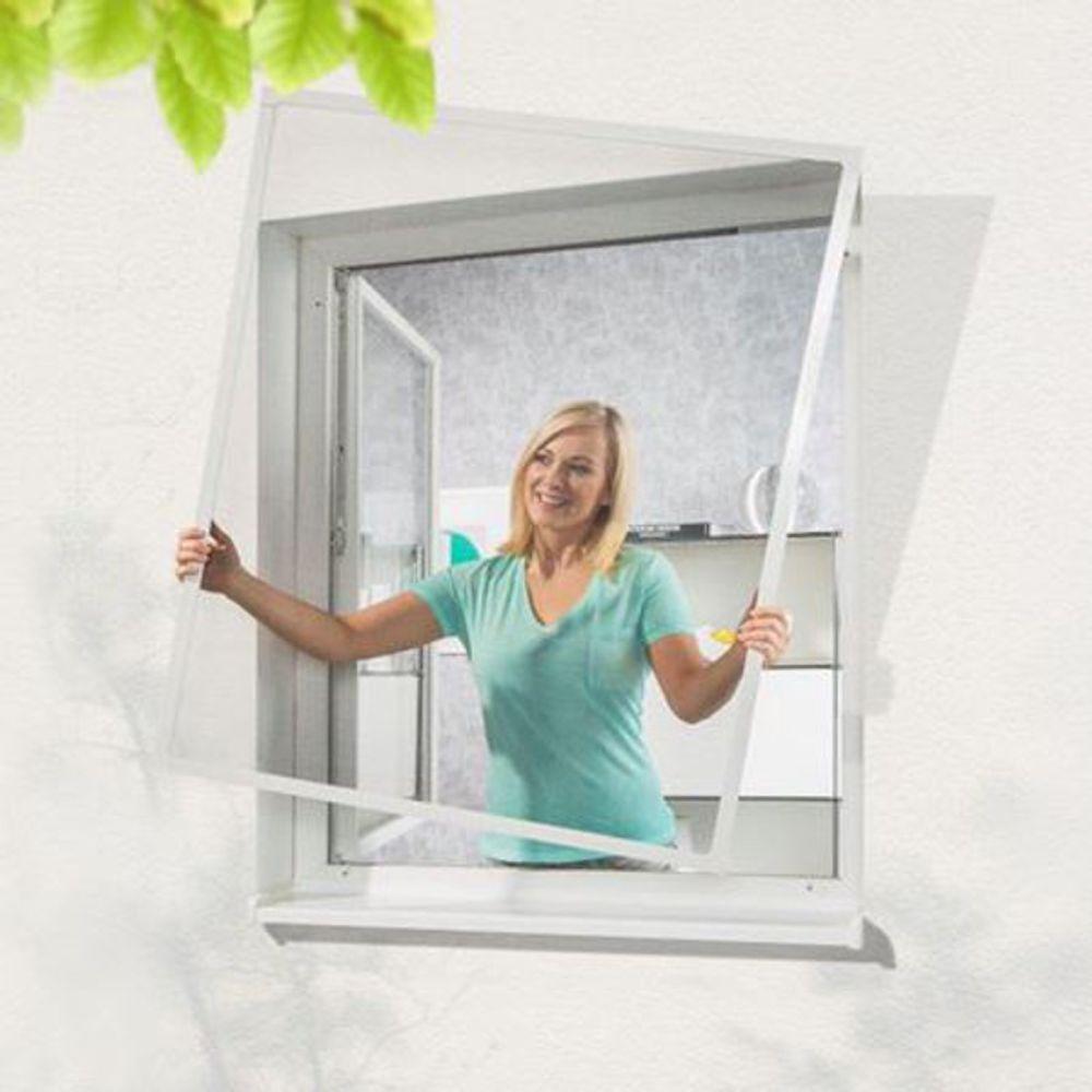 insektenschutz fenster alurahmen schutz insekten fenster fieberglas m ckenschutz heimwerker. Black Bedroom Furniture Sets. Home Design Ideas