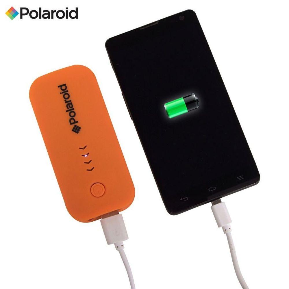 Polaroid Powerbank Mobiler Akku-Pack 4000mAh Aufladestation externes Ladegerät – Bild 8