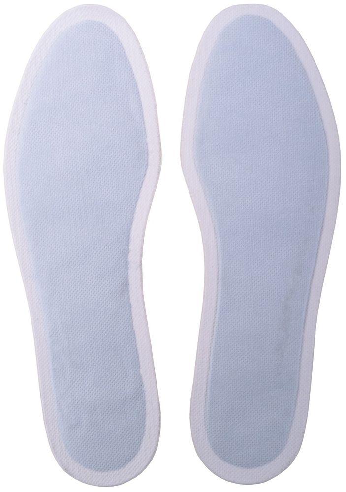 "1 Paar Fußsohlenwärmer ""Heat Feet"" Wärmesohlen Schuhwärmer Sohle Fußwärmer – Bild 2"