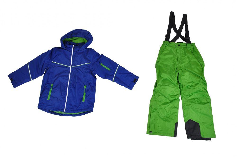 WindShell® 2tlg. Kinder Skianzug Schneeanzug Winteranzug Jacke + Hose Outdoor  – Bild 3