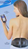 Dittmann Rückenschmerzgürtel RGT 284 für Tensgeräte Rücken Schmerztherapie neu 001