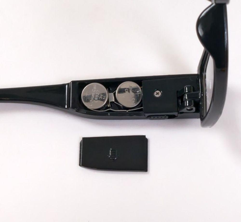 Lesebrille mit LED-Licht 1,0 - 3,5 dpt Lesehilfe Sehhilfe Nachtbrille Leselicht  – Bild 4