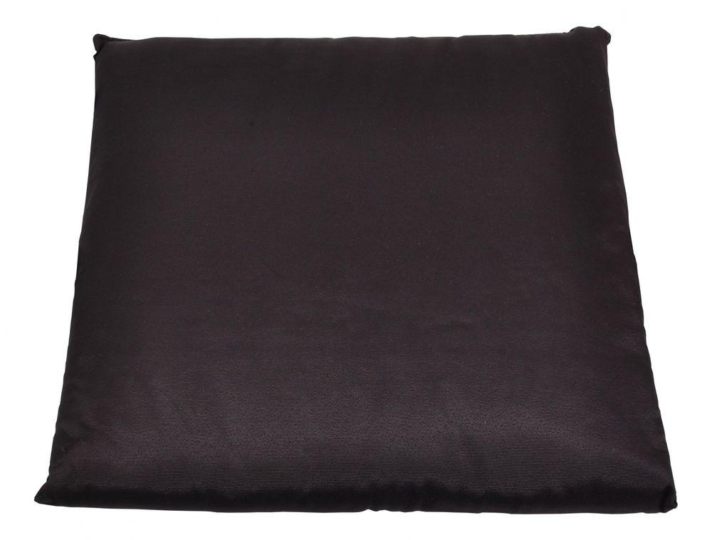 Sitzkissen Melbourne 50x50cm Stuhlkissen Gartenmöbel Auflage Polster Klettband – Bild 3