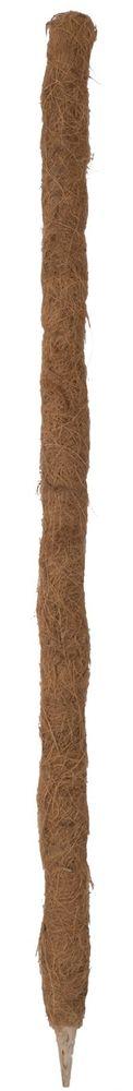 Holz-Pflanzstab Kokosmantel 90cm Rankstab Rankhilfe Blumenstütze Kletterhilfe