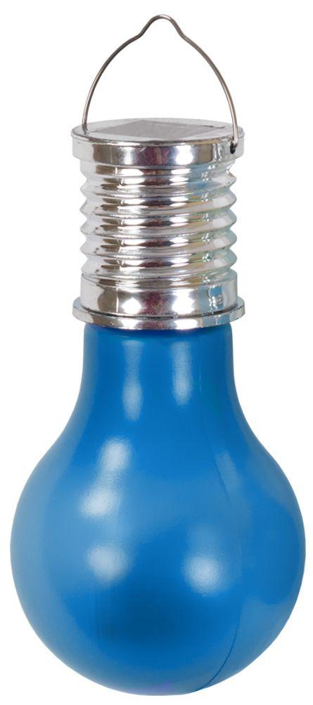 LED Kunststoff Glühbirne Garten-Dekoleuchte Solarlampe Partyleuchte Hängelampe – Bild 3