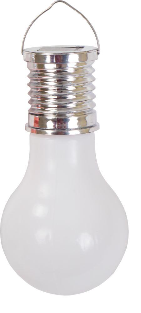 LED Kunststoff Glühbirne Garten-Dekoleuchte Solarlampe Partyleuchte Hängelampe – Bild 8