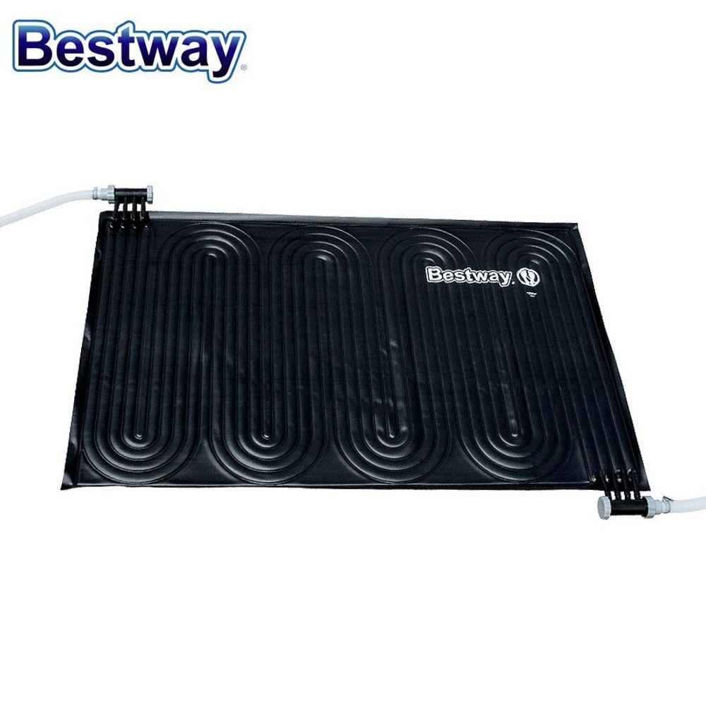 Bestway Solar-Pool-Heizmatte Poolheizung Solarmatte Kollektor Solarheizung – Bild 2