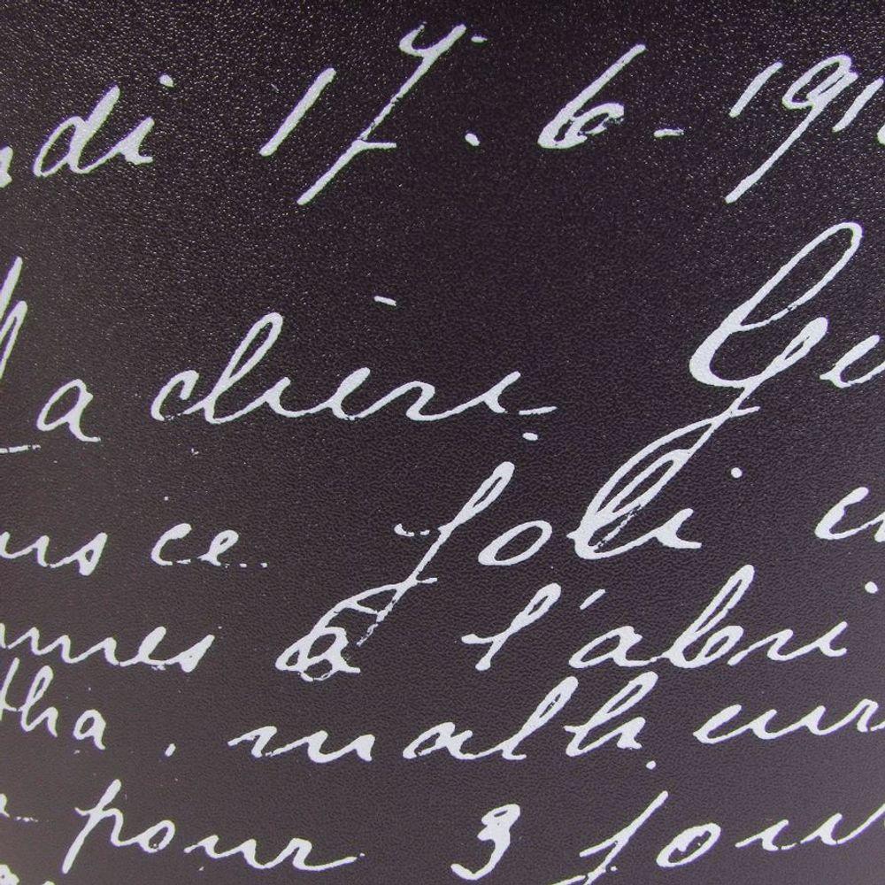 Pflanztopf 29cm mit Schriftzug Pflanzgefäß Blumentopf Terrassentopf Gartendeko – Bild 4