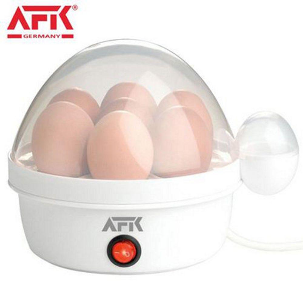 AFK Eierkocher inkl. Messbecher mit Eierstecher für 7 Eier Dampfgarer Signalton – Bild 5