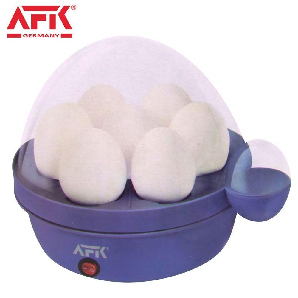 AFK Eierkocher inkl. Messbecher mit Eierstecher für 7 Eier Dampfgarer Signalton – Bild 4